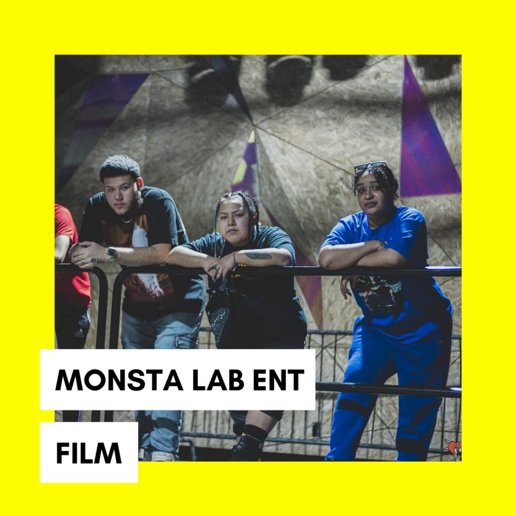 Monsta Lab Ent