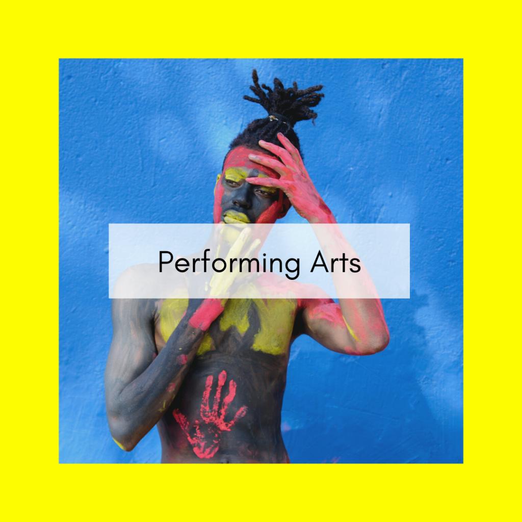 Performing arts members