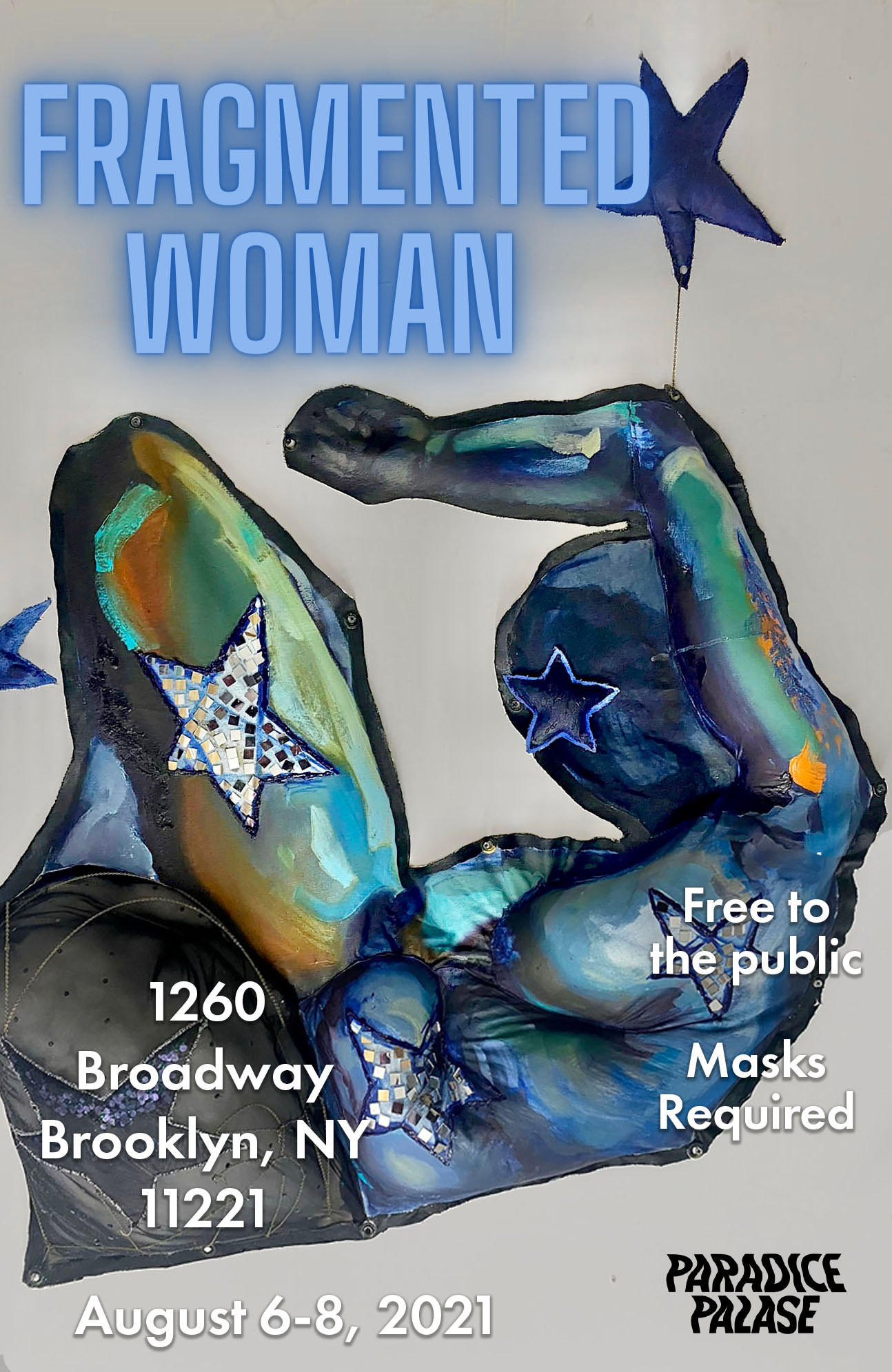 """""""Fragmented Woman"""""""
