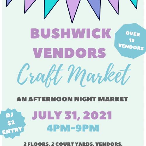 Craft Market Flyer